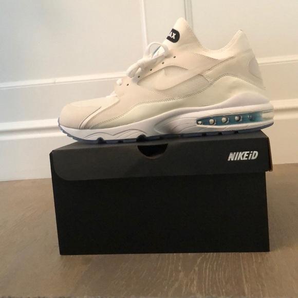 New in Box Nike Men's Premium ID AirMax '93